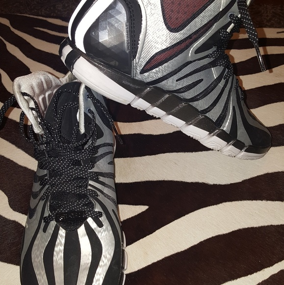 adidas d rose zebra